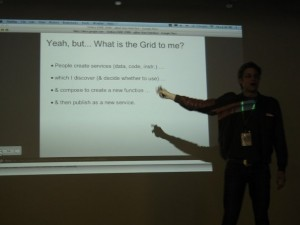 My flash talk on gRavix at Google offices downtown Chicago